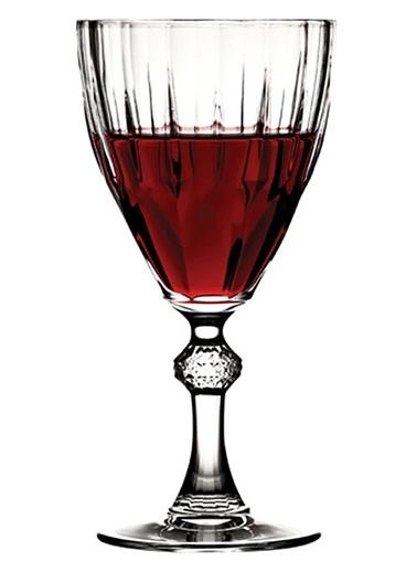 6 Lı Dıamond Şarap Kadehi-Paşabahçe